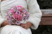 Bouqet da sposa — Foto Stock