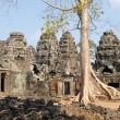 Banteay Kdei - Stock Photo