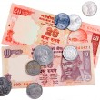 Indian currency cash — Stock Photo