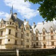Chateau Azay Le Rideau — Stock Photo