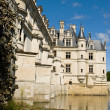 Stock Photo: Chateau de Chenonceau