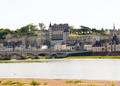 Amboise. Loire Valley, France — Stock Photo