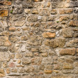 Stock Photo: Old rough stone wall