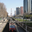 Stock Photo: Transport urbain
