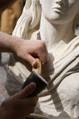 Sculpteur — Stock Photo