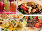 Lebanese Cuisine. — Stock Photo