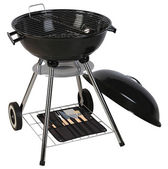 Barbecue Grill. Isolated — Stock Photo