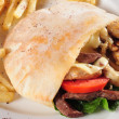 Gyros. - Stock Photo