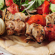 Royalty-Free Stock Photo: Kebab