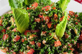 Tabbouleh. — Stock Photo