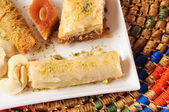 Lebanese sweets. — Stock Photo