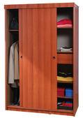 Closet. Isolated. — Stock Photo