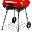 Royalty-Free Stock Photo: Barbecue grill. Isolated.
