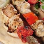 Shish kebab. — Stock Photo #2249984
