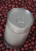 Canned food. — Stock Photo