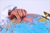 Cours de géographie. — Photo