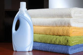 Clean laundry. — Stock Photo