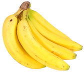Bananas. Isolated — Stock Photo