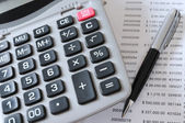 Business accounting. — Stock Photo
