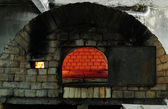 Brick oven. — Stock Photo