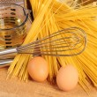 Spaghetti. — Stock Photo