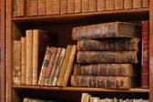 Old books. — Fotografia Stock