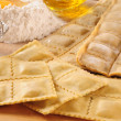 Raviolis. - Stock Photo