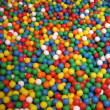 Coloured balls - Stock Photo