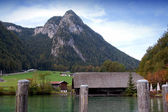 Koenigssee — Stock Photo