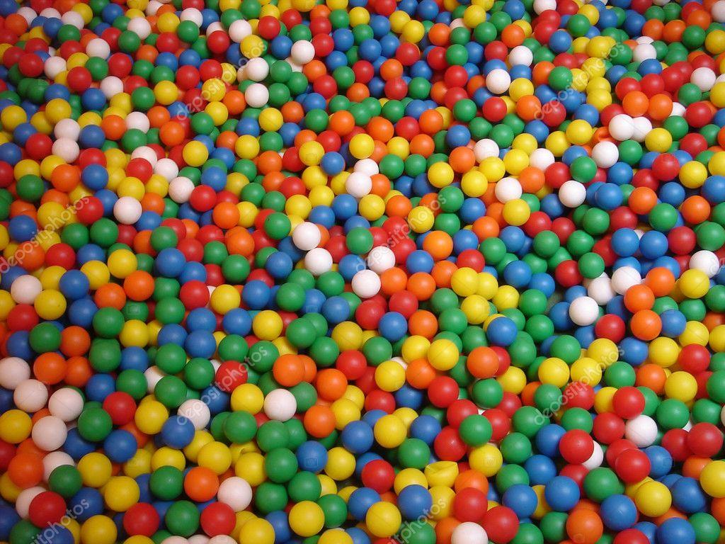 lines цветные шарики: