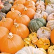 Stock Photo: pumpkins