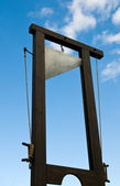 Guillotine — Stock Photo