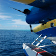 Waterplane - Stock Photo