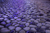 Stones and patterns — Stock Photo