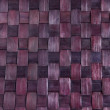 Texture of bamboo mat as background — Stock Photo