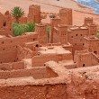 Traditional Moroccan Kasbah — Stock Photo