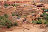 Moroccan countryside — Stock Photo