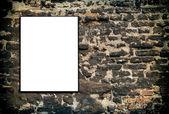 Cornice vuota — Foto Stock