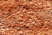 Ruined brick wall — Stock Photo