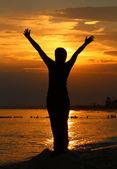 поклонение — Стоковое фото