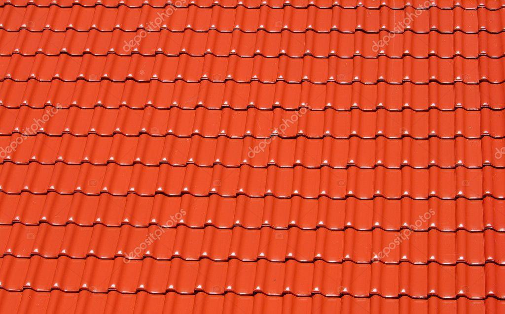 helle rote dachziegel stockfoto yoka66 2199855. Black Bedroom Furniture Sets. Home Design Ideas