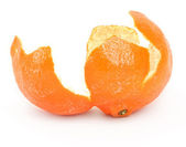Orange zest — Stock Photo