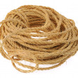 Rope isolated — Stock Photo