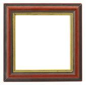 квадратная рамка — Стоковое фото
