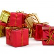 Various gifts — Stock Photo