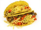 Doble taco — Foto de Stock