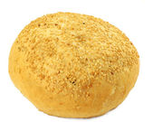 Sesame bun — Stock Photo