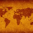 Old world map — Stock Photo #2320216