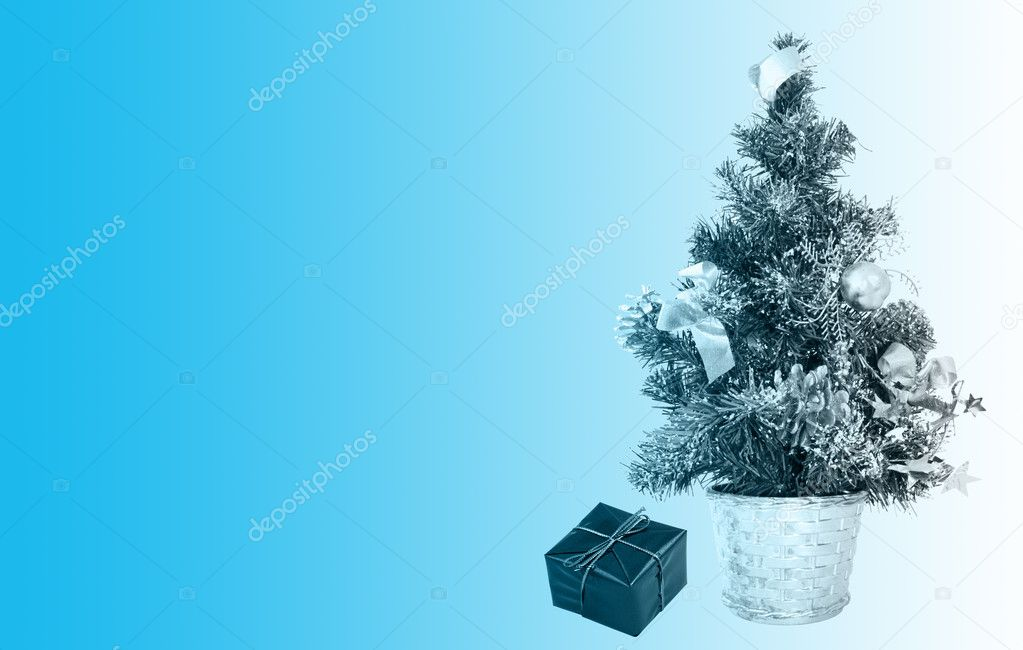 Christmas background, simply add your content in copy space — Stock Photo #2394451
