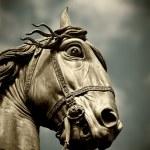 Horse statue — Stock Photo #2165880
